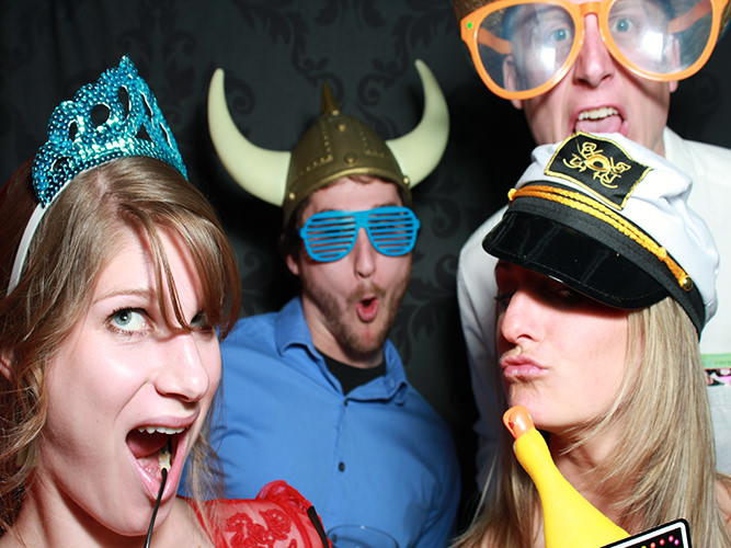 Best photo from photo booth Boulder CO