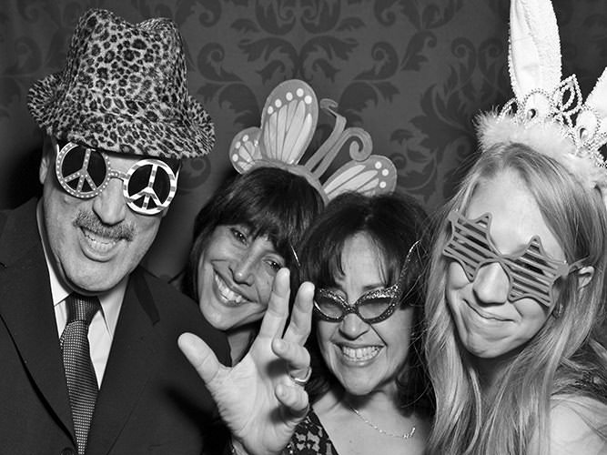 Boulder CO photo booth rental for weddings