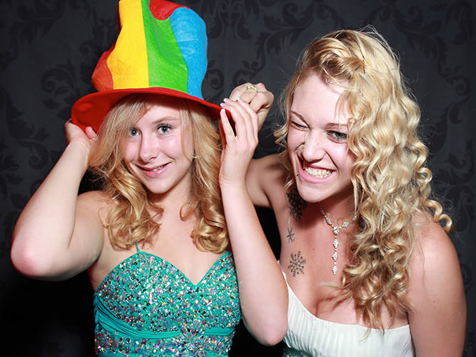 Good times in Dazzling Photo Booth of Boulder CO