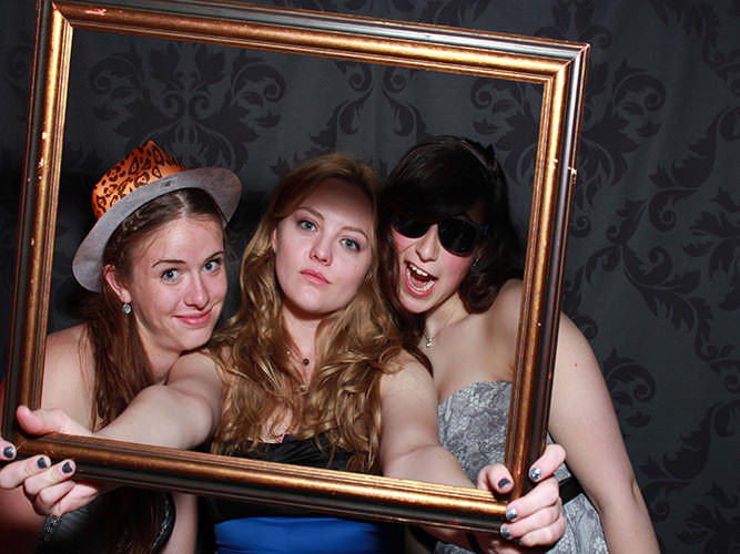 Photo booth rental for Westminster CO