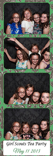 girl-scouts-in-photo-booth-Boulder-CO