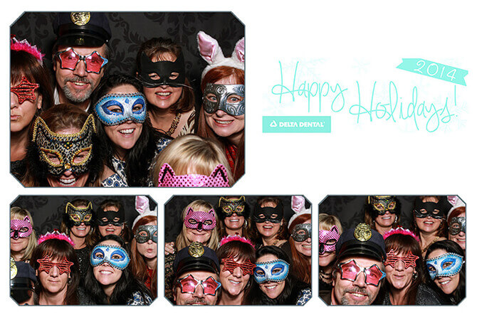 holiday-party-photo-booth-rental-Boulder-CO-2014